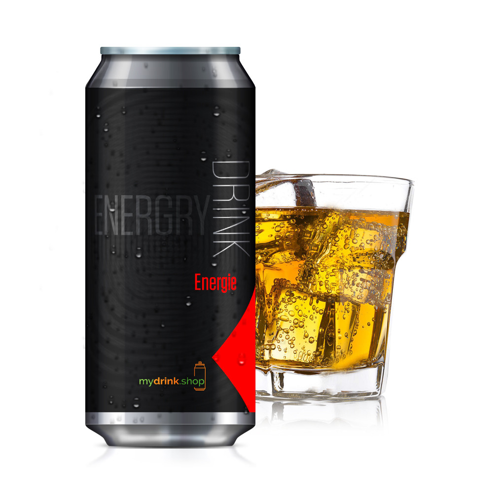 ENERGY DRINK – Getränkedosen bedrucken und online in 3D gestalten ...